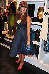 DEBORAH LLOYD Creative Director of Kate Spade at the opening of the Kate Spade New York Store, 2 Symons Street, London on 1st September 2011.