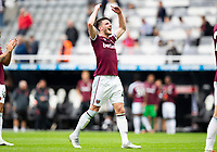 Football - 2021 / 2022 Premier League - Newcastle United vs West Ham United - St James Park - Sunday 15th August 2021<br /> <br /> Declan Rice of West Ham at full time<br /> <br /> Credit: COLORSPORT/Bruce White