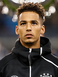 November 15, 2018 - Leipzig, Germany - Thilo Kehrer of Germany looks on during the international friendly match between Germany and Russia on November 15, 2018 at Red Bull Arena in Leipzig, Germany. (Credit Image: © Mike Kireev/NurPhoto via ZUMA Press)