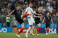 FOOTBALL - 2018 FIFA WORLD CUP RUSSIA - 1-2 FINAL - CROATIA v ENGLAND 110718