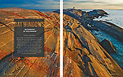 PRODUCT: Magazine<br /> TITLE: 'Bay Window' Article<br /> CLIENT: Mountain Life