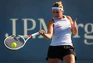 Timea Bacsinszky of Switzerland during practice at the 2018 US Open Grand Slam tennis tournament, New York, USA, August 22th 2018, Photo Rob Prange / SpainProSportsImages / DPPI / ProSportsImages / DPPI