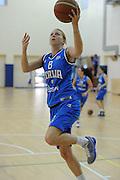 DESCRIZIONE : Roma Acqua Acetosa amichevole Nazionale Italia Donne<br /> GIOCATORE : Cinzia Arioli<br /> CATEGORIA : sottomano<br /> SQUADRA : Nazionale Italia femminile donne FIP<br /> EVENTO : amichevole Italia<br /> GARA : Italia Lazio Basket<br /> DATA : 27/03/2012<br /> SPORT : Pallacanestro<br /> AUTORE : Agenzia Ciamillo-Castoria/GiulioCiamillo<br /> Galleria : Fip Nazionali 2012<br /> Fotonotizia : Roma Acqua Acetosa amichevole Nazionale Italia Donne
