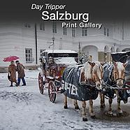 UNRELIABLE SIGHTINGS - SALZBURG - Street People Photo Art Series by Photographer Paul E Williams