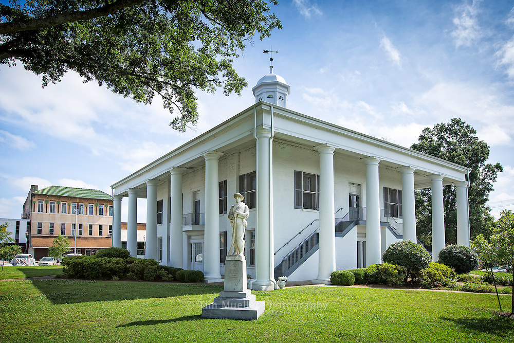 Homer, La. is the parish seat of Claiborne parish and is named after the Greek poet Homer. The town is laid out around the Courthouse Square. The courthouse is built in the Greek Revival style of architecture and is one of only four pre-Civil War courthouses in Louisiana still in use.