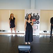 NL/Amsterdam/20200820 - Perspresentatie Murder Ballad, Cystine Carreon, Vajen van den Bosch, Jonathan Demoor, en Buddy Vedder