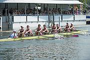 Henley Royal Regatta, Henley on Thames, Oxfordshire, 3-7 July 2013.  Friday  15:48:06   05/07/2013  [Mandatory Credit/Intersport Images]<br /> <br /> Rowing, Henley Reach, Henley Royal Regatta.<br /> <br /> The Princess Elizabeth Challenge Cup<br /> Abingdon School