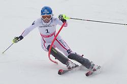 18.02.2011, Kandahar, Garmisch Partenkirchen, GER, FIS Alpin Ski WM 2011, GAP, Herren, Riesenslalom, im BildMarlies Schild (AUT) // Marlies Schild (AUT) during men's Giant Slalom Fis Alpine Ski World Championships in Garmisch Partenkirchen, Germany on 18/2/2011. EXPA Pictures © 2011, PhotoCredit: EXPA/ J. Groder