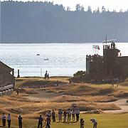 USGA Golf: 2015 U.S. Open<br /> Final Round<br /> Chambers Bay/University Place, WA, USA<br /> <br /> X159713 TK5