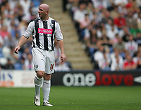 Photo: Lee Earle.<br /> West Bromwich Albion v Hull City. Coca Cola Championship. 05/08/2006. West Brom's John Hartson.