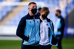 Alfie Kilgour of Bristol Rovers arrives at Shrewsbury Town - Mandatory by-line: Robbie Stephenson/JMP - 20/10/2020 - FOOTBALL - Montgomery Waters Meadow - Shrewsbury, England - Shrewsbury Town v Bristol Rovers - Sky Bet League One