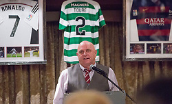 Speaker Dick Campbell. The Steins Thistle Club sportsmans dinner held on the 11th of March 2017,  at Airth Castle.