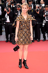 Marina Fois attending the opening ceremony and premiere of The Dead Don't Die, during the 72nd Cannes Film Festival.