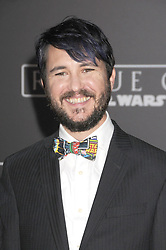December 10, 2016 - Los Angeles, CA, United States of America - Wil Wheaton arriving at the Star Wars ''Rogue One'' World Premiere at the Pantages Theater on December 10 2016 in Hollywood, CA  (Credit Image: © Famous/Ace Pictures via ZUMA Press)