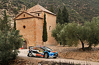 Mads Ostebrg / Jonas Andersson - Ford Fiesta WRC