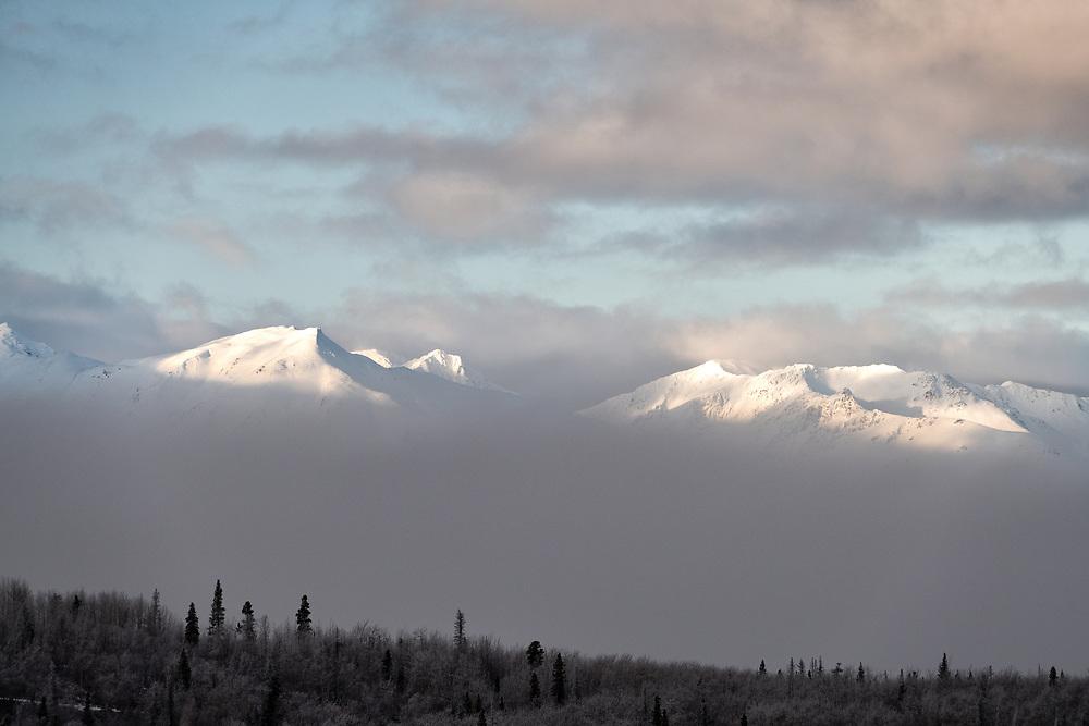 St. Elias mountains, Yukon, Canada