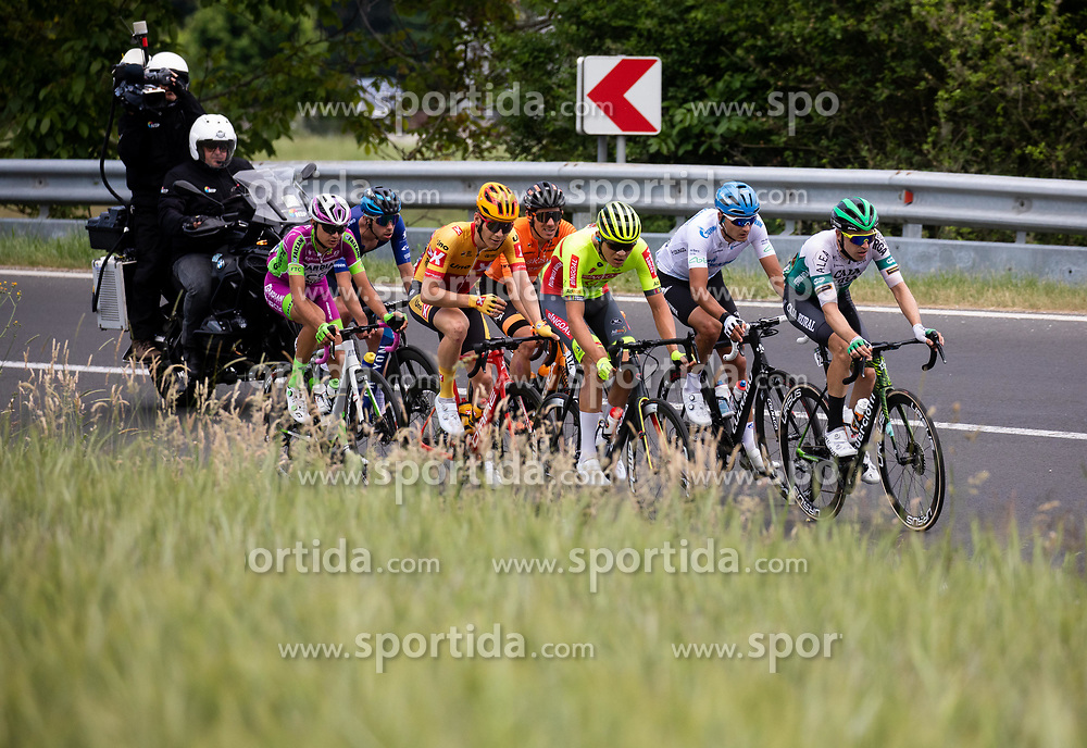 Mathijs PAASSCHENS of BINGOAL PAUWELS SAUCES (C) during 1st Stage of 27th Tour of Slovenia 2021 cycling race between Ptuj and Rogaska Slatina (151,5 km), on June 9, 2021 in Slovenia. Photo by Vid Ponikvar / Sportida