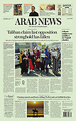September 04, 2021 - ASIA-PACIFIC: Front-page: Today's Newspapers In Asia-Pacific