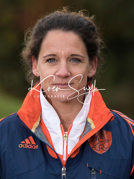 UTRECHT - Manager Fleur Reinigert-vd Kieft. Jong Oranje hockey meisjes -21. COPYRIGHT KOEN SUYK