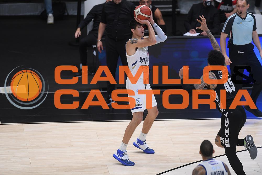 Willis Derek<br /> Segafredo Virtus Bologna - Happy Casa Brindisi<br /> Semifinali - Gara 3<br /> Legabasket Serie A UnipolSAI 2020/2021<br /> Bologna, 02/06/2021<br /> Foto GiulioCiamillo / Ciamillo