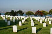 Point Loma, Fort Rosecrans National Cemetery, San Diego, California (SD)