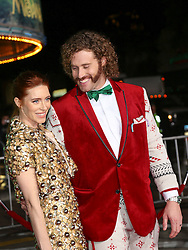Stars attend the premiere of Paramount Pictures 'Office Christmas Party' in Los Angeles. 07 Dec 2016 Pictured: T.J. Miller. Photo credit: Bauer Griffin / MEGA TheMegaAgency.com +1 888 505 6342