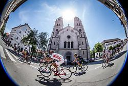 Davide Orrico (ITA) of Sangemini-MG. K VIS during Stage 1 of 24th Tour of Slovenia 2017 / Tour de Slovenie from Koper to Kocevje (159,4 km) cycling race on June 15, 2017 in Slovenia. Photo by Vid Ponikvar / Sportida