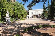 Garden of Carmen de los Martires, Granada, Spain