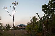 Landscape in Auhya Tara, RAAN, Nicaragua, 2014.