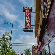 Bradys Bar Traverse City