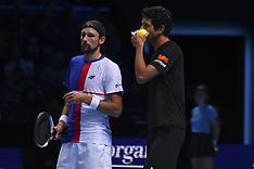 Nitto ATP World Tour Finals - 19 Nov 2017