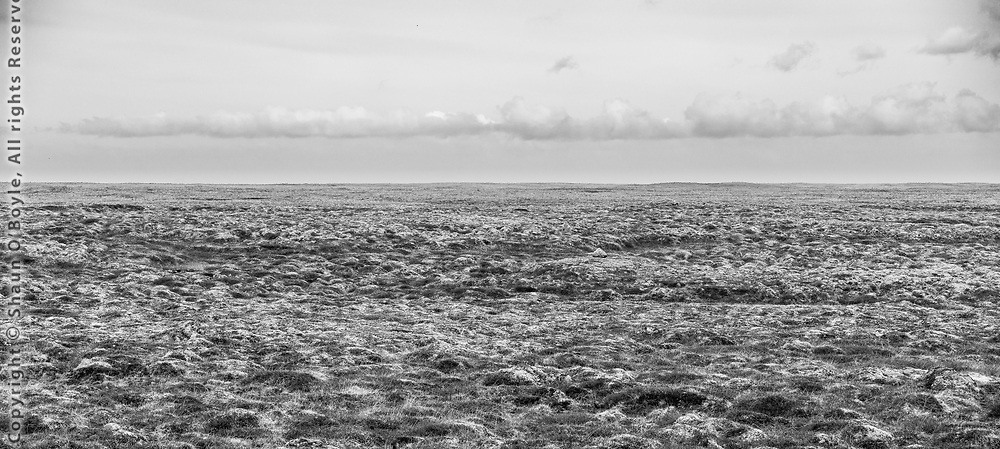 Melrakkaslétta Peninsula near Arctic Circle, North Iceland