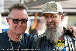 Actor Robert Patrick at the Born Free Motorcycle Show (BF11) at Oak Canyon Ranch, Silverado  CA, USA. Saturday, June 22, 2019. Photography ©2019 Michael Lichter.