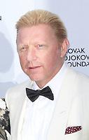Boris Becker, Novak Djokovic Foundation London gala dinner, The Roundhouse London UK, 08 July 2013, (Photo by Richard Goldschmidt)
