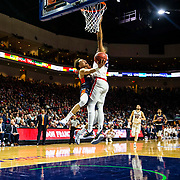 Mar 11 2019  Las Vegas, NV, U.S.A. Pepperdine guard Colbey Ross (4) drives to the basket during the NCAA  West Coast Conference Men's Basketball Tournament semi -final between the Pepperdine Wave and the Gonzaga Bulldogs 74-100 lost at Orleans Arena Las Vegas, NV.  Thurman James / CSM