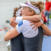 NZL WLW2X @ World Champs 2014