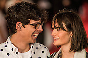 Matt Richardson and Sam Rollinson - The European premiere of Pride and Prejudice and Zombies.