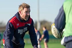 Bristol Rugby Academy coach, Sean Marsden - Mandatory by-line: Paul Knight/JMP - 21/01/2017 - RUGBY - SGS Wise Campus - Bristol, England - Bristol Academy U18 v Saracens Academy U18 - Premiership Rugby Academy U18 League
