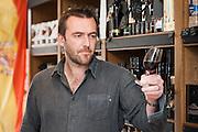 Paul Walsh – Proprietor Black Pig, Spanish Food and Wine specialist shop Dublin 4.