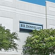 RR DONNELLEY