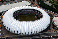 "Football Fifa World Cup Brazil 2014 / <br /> Porto Alegre - Rio Grande do Sul - Brazil - <br /> Sc Internacional vs Ca Penarol 2-1 , Opening Match of New "" BEIRA RIO STADIUM "" on Porto Alegre - Rio Grande Do Sul / Brazil , <br /> Ready for the next FIFA World Cup Brazil 2014  , and able to accommodate a capacity of 48.849 Spectators .<br /> ( Panoramic View of  BEIRA RIO STADIUM )"