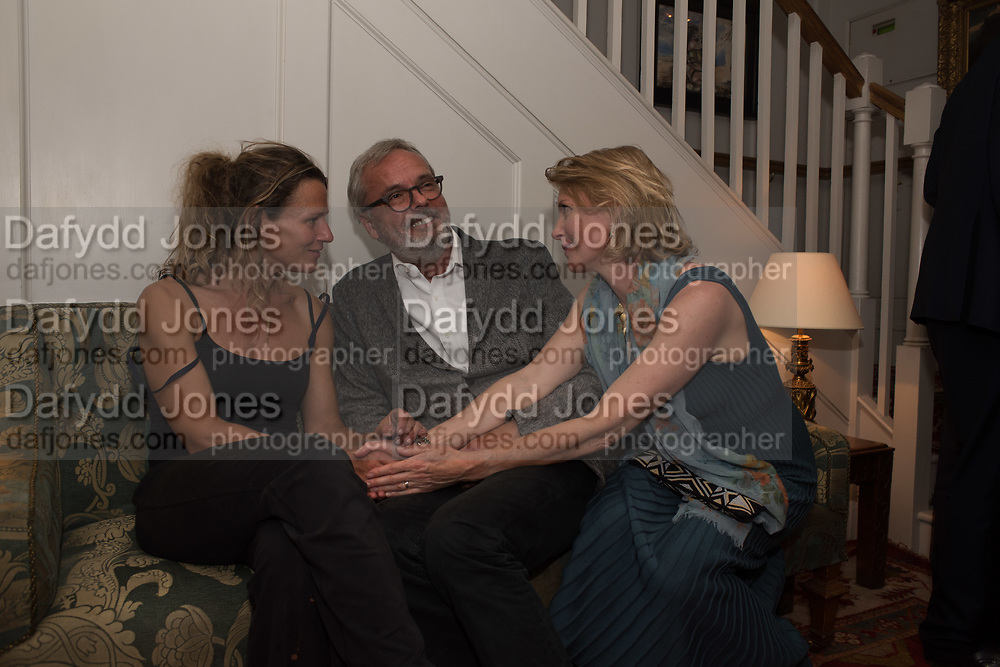 Robin Birley and Lady Annabel Goldsmith Summer Party. Hertford St. London. 5 July 2017