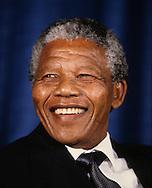 Nelson Mandela in Washington in June 1990<br /> <br /> Photograph by Dennis Brack bb30
