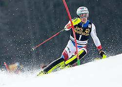 YULE Daniel of Switzerland during the Audi FIS Alpine Ski World Cup Men's Slalom 58th Vitranc Cup 2019 on March 10, 2019 in Podkoren, Kranjska Gora, Slovenia. Photo by Matic Ritonja / Sportida