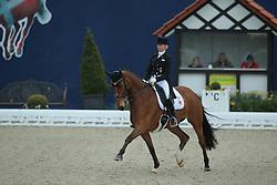 Von Bredow-Werndl Jessica, (GER), Zaire<br /> Qualification Grand Prix Kur<br /> Horses & Dreams meets Denmark - Hagen 2016<br /> © Hippo Foto - Stefan Lafrentz