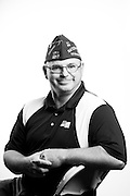 Mark Decker<br /> Marine Corps<br /> E-6<br /> Air Traffic Control<br /> 1990 - 2006<br /> OIF, OEF<br /> <br /> Veterans Portrait Project<br /> St. Louis, MO