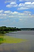 Goldap, 2008-07-11. Jezioro Gołdap