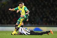 Norwich City v Newcastle United 280114