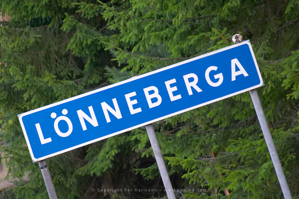 Lonneberga, a small, rural, Swedish village made famous by Astrid Lindgren's story of Emil in Lönneberga. Lonneberga Smaland region. Sweden, Europe.