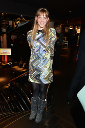 Finalist EMMA HEALEY at the 2014 Costa Book of The Year Awards held at Quaglino's, Bury Street, London on 27th January 2015.  The winner of the Bokk of The Year was Helen Macdonald for her book H is for Hawk.